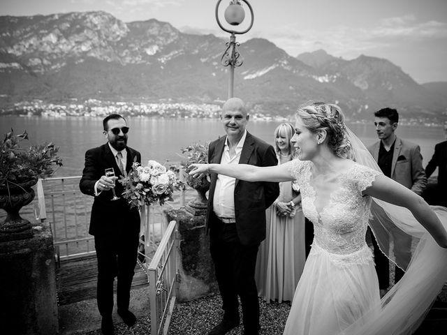 Il matrimonio di Matteo e Nicoletta a Oliveto Lario, Lecco 41