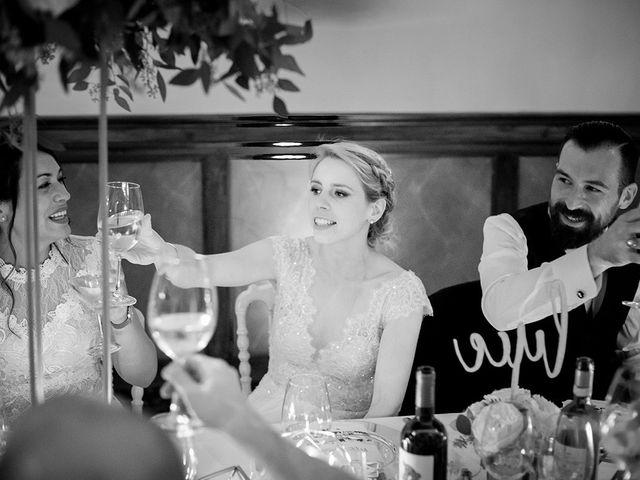 Il matrimonio di Matteo e Nicoletta a Oliveto Lario, Lecco 45