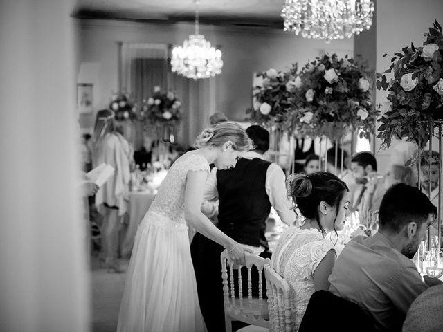 Il matrimonio di Matteo e Nicoletta a Oliveto Lario, Lecco 46