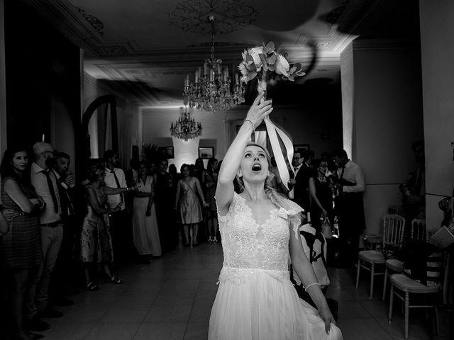 Il matrimonio di Matteo e Nicoletta a Oliveto Lario, Lecco 59