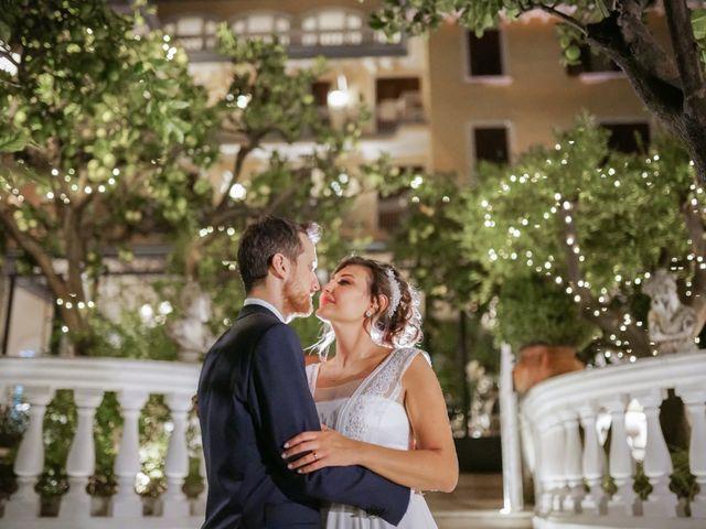 Le nozze di Elisabetta e Fabrizio