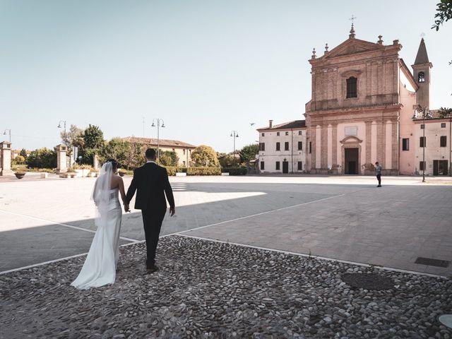 Il matrimonio di Paolo e Kazumi a Ariano nel Polesine, Rovigo 16