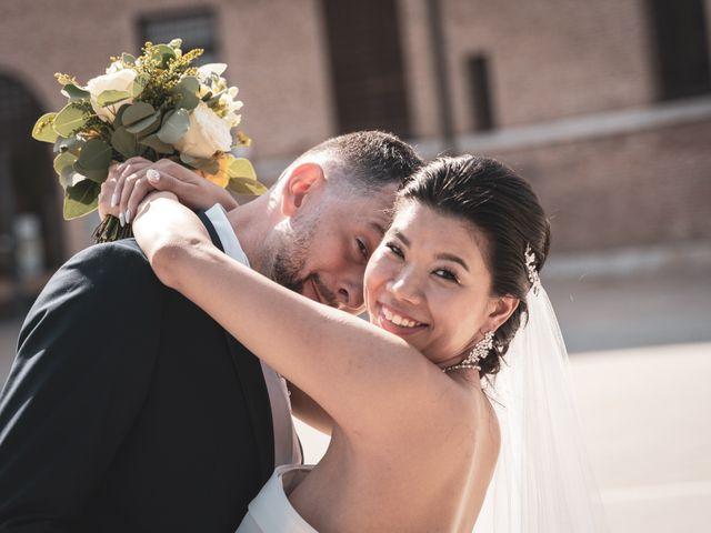 Il matrimonio di Paolo e Kazumi a Ariano nel Polesine, Rovigo 17
