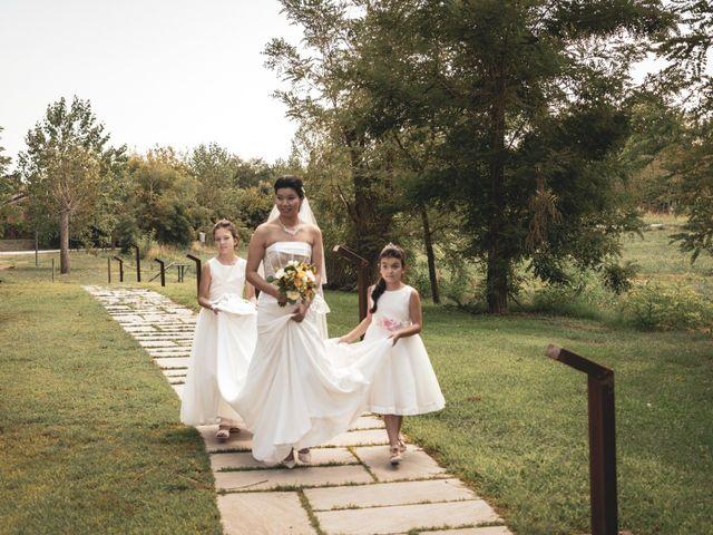 Il matrimonio di Paolo e Kazumi a Ariano nel Polesine, Rovigo 7