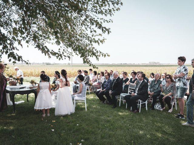 Il matrimonio di Paolo e Kazumi a Ariano nel Polesine, Rovigo 11