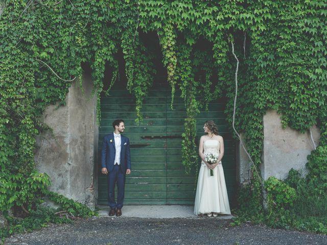 le nozze di Serena e Guido
