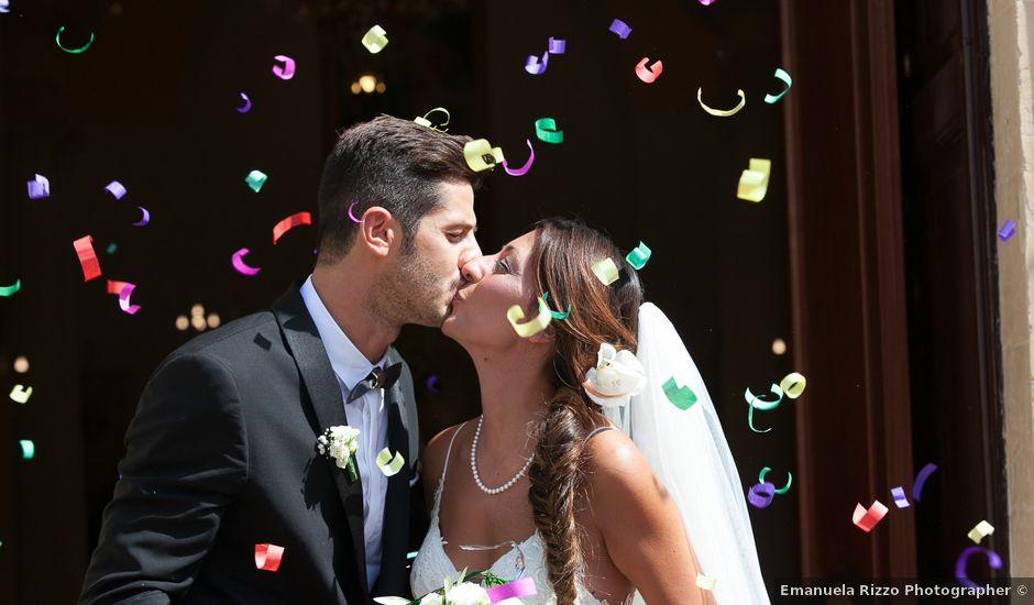 Il matrimonio di Domenico e Lella a Acaya, Lecce