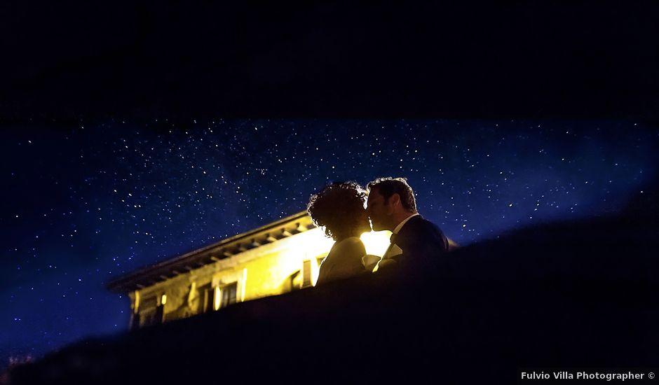 Il matrimonio di Omar e Barbara a Rovello Porro, Como