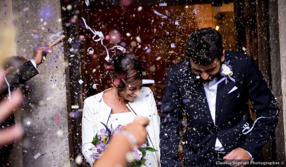 Il matrimonio di Leonardo e Elena a Perugia, Perugia