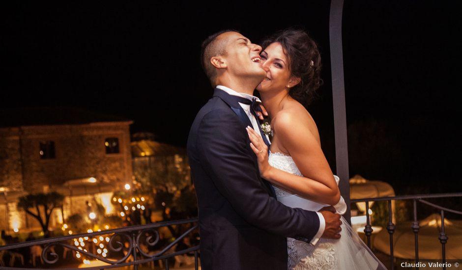 Il matrimonio di Gino e Valeria a Curinga, Catanzaro