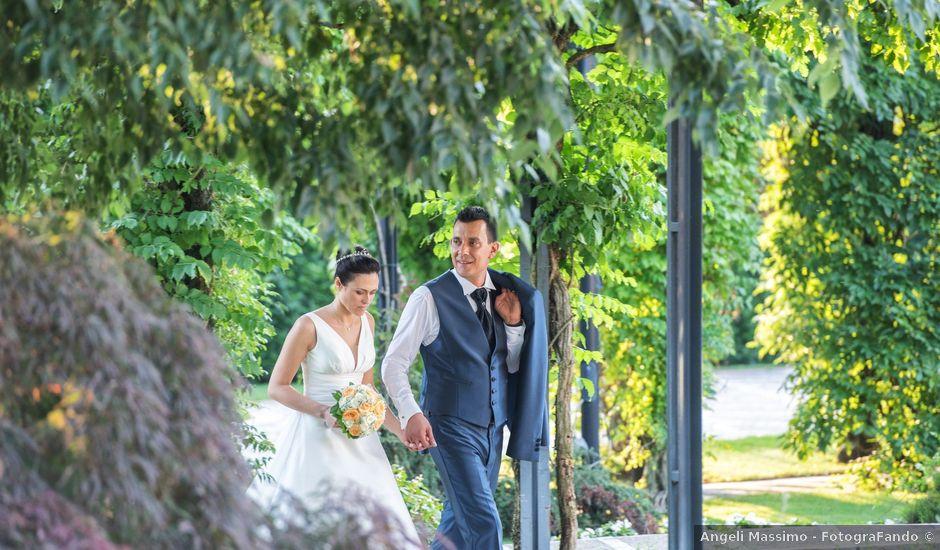 Il matrimonio di Gianluca e Irina a Caravaggio, Bergamo