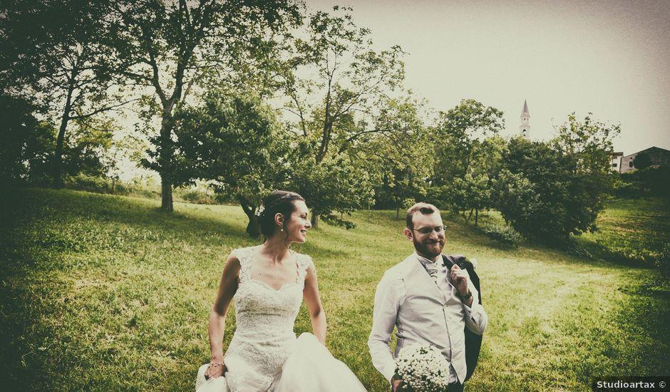 Il matrimonio di Jacob e Nicole a Vicenza, Vicenza