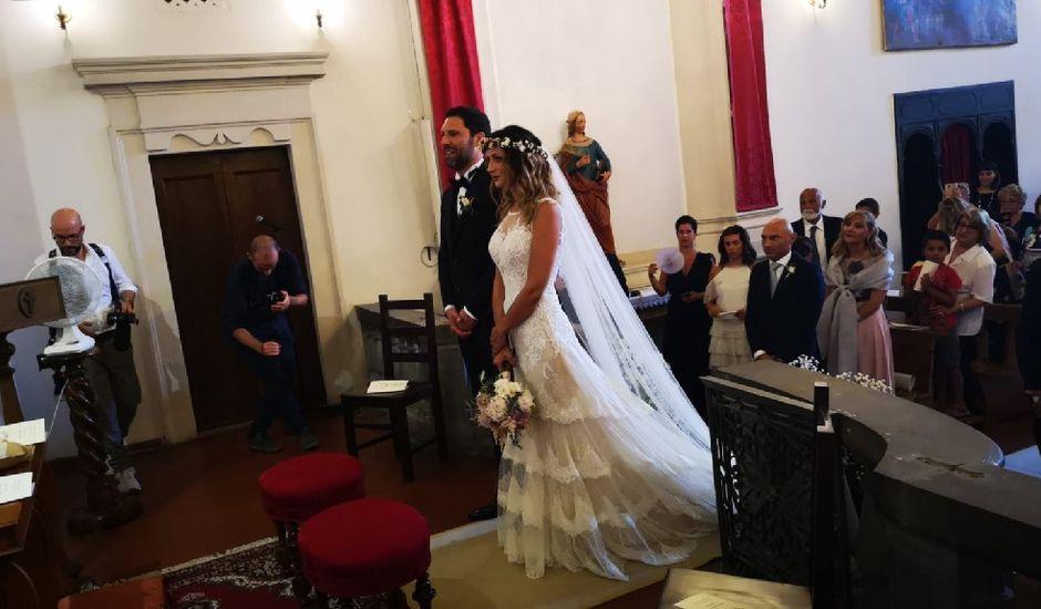 Il matrimonio di Matteo e Melissa a Firenze, Firenze