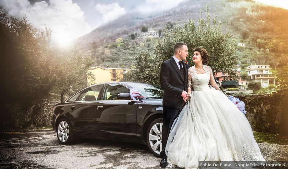 Il matrimonio di Carlo e Chiara a Solofra, Avellino