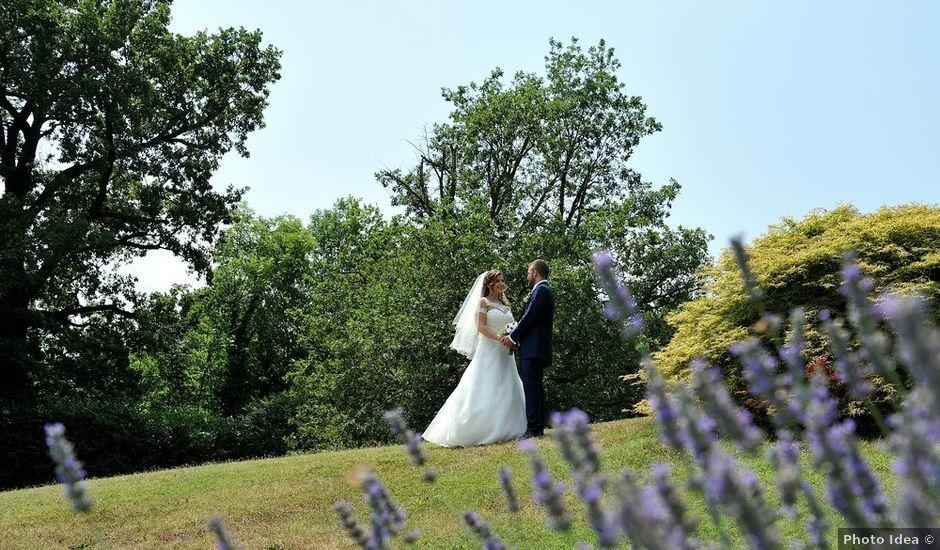 Il matrimonio di Riccardo e Valentina a Collegno, Torino