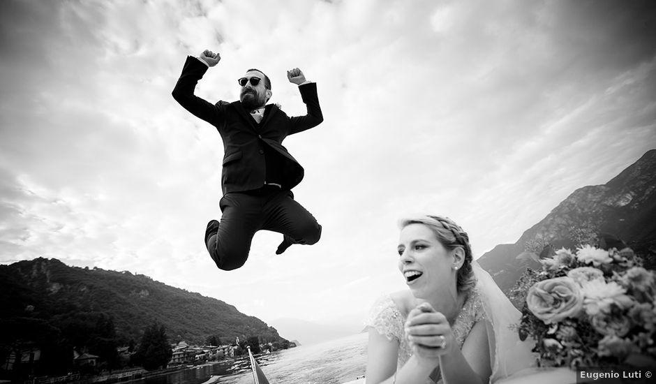 Il matrimonio di Matteo e Nicoletta a Oliveto Lario, Lecco