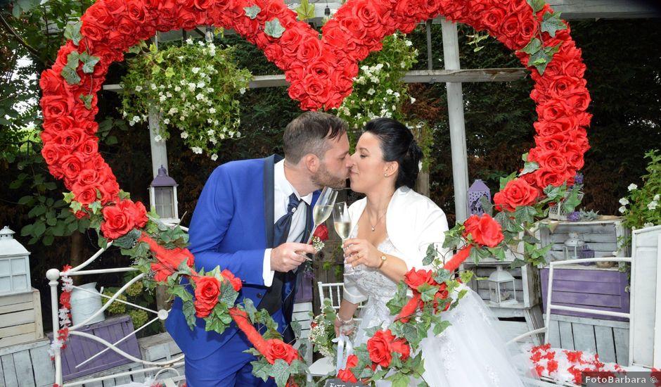 Il matrimonio di Andrea e Valentina a Pinerolo, Torino