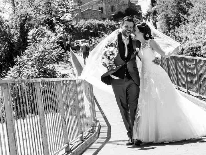 le nozze di Angelica e Dino