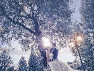 Le nozze di Mariastella e Fabio