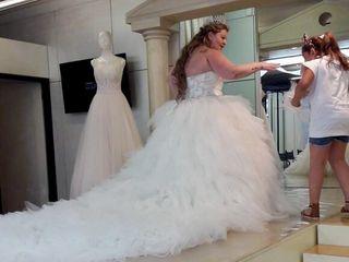 le nozze di Lucia e Eugenio 1