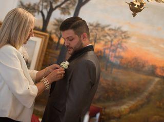Le nozze di Angelica e Dino 1