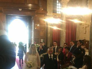 Le nozze di Santina e Mauro 1