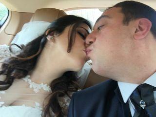 Le nozze di Santina e Mauro