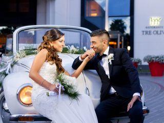 Le nozze di Maria Cristina e Nello