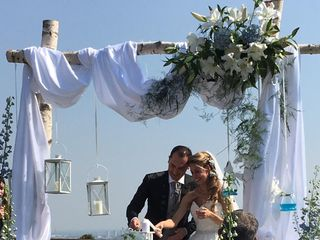 Le nozze di Krizia e Sebastiano  1