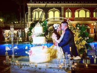 Le nozze di Graziana e Salvatore