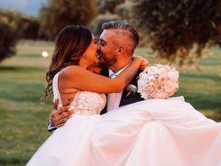 Le nozze di Silvio e Francesca