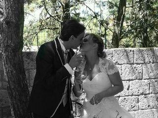 Le nozze di Giulia Malandra  e Alberto Di Maggio  1