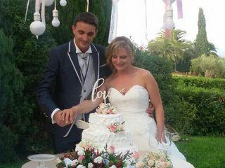 Le nozze di Giulia Malandra  e Alberto Di Maggio
