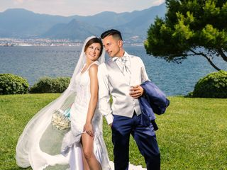 Le nozze di Lisa e Giuseppe