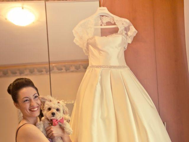 Il matrimonio di Fabio e Mariastella a Lumezzane, Brescia 23