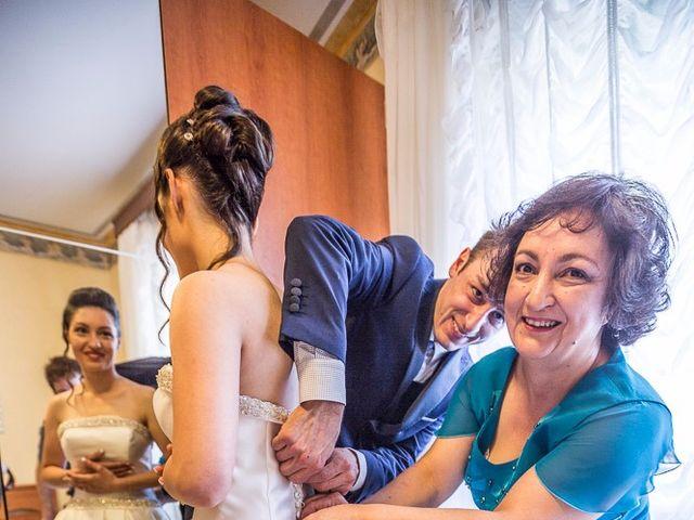 Il matrimonio di Fabio e Mariastella a Lumezzane, Brescia 32