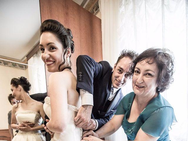 Il matrimonio di Fabio e Mariastella a Lumezzane, Brescia 34