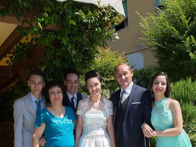 Il matrimonio di Fabio e Mariastella a Lumezzane, Brescia 42