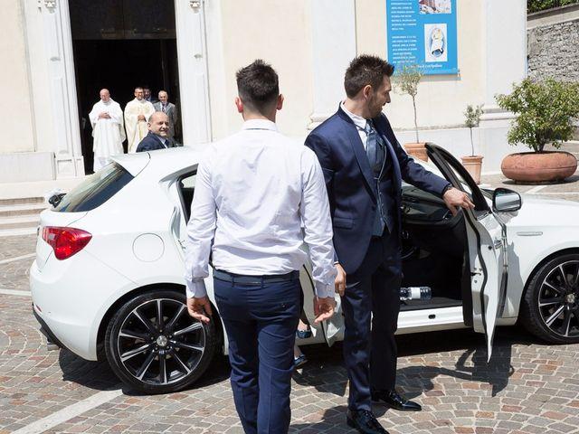 Il matrimonio di Fabio e Mariastella a Lumezzane, Brescia 43