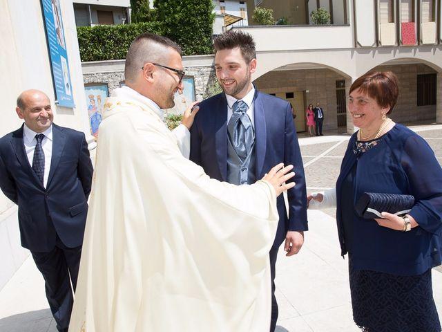 Il matrimonio di Fabio e Mariastella a Lumezzane, Brescia 45