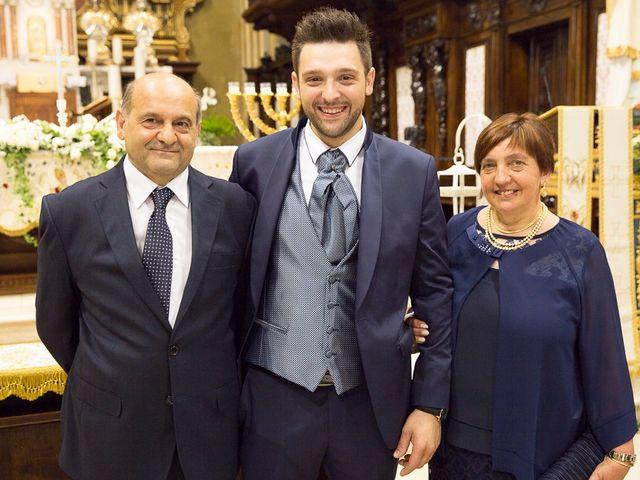 Il matrimonio di Fabio e Mariastella a Lumezzane, Brescia 49