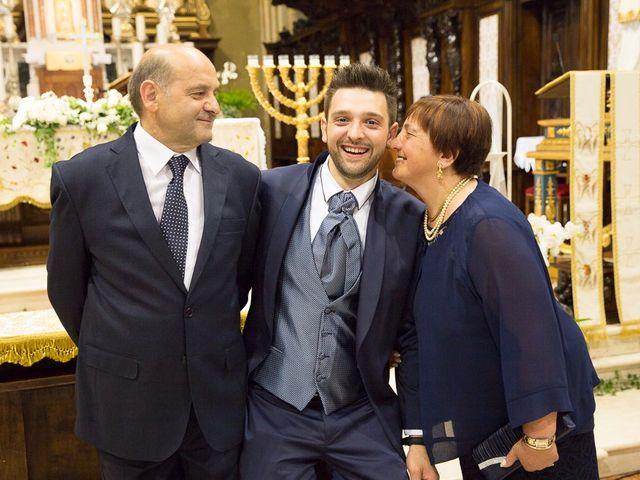 Il matrimonio di Fabio e Mariastella a Lumezzane, Brescia 51