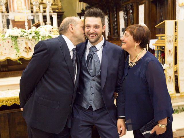 Il matrimonio di Fabio e Mariastella a Lumezzane, Brescia 53