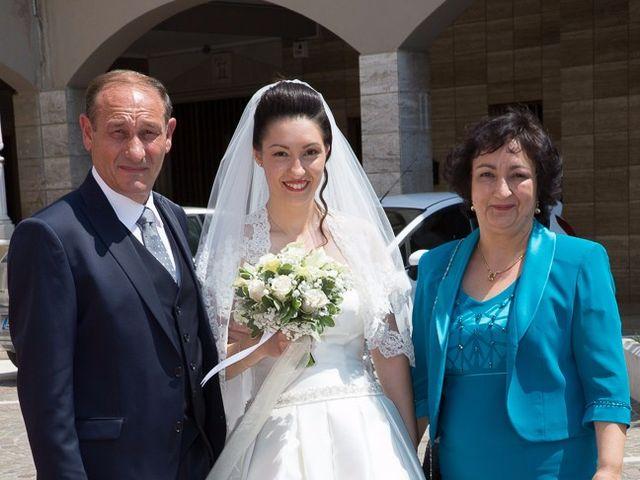 Il matrimonio di Fabio e Mariastella a Lumezzane, Brescia 54