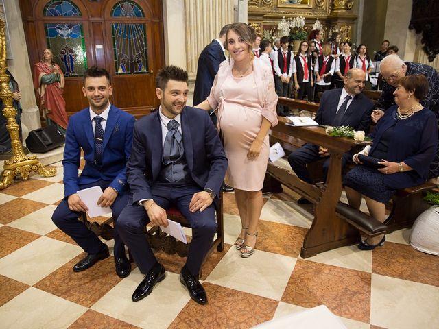Il matrimonio di Fabio e Mariastella a Lumezzane, Brescia 55