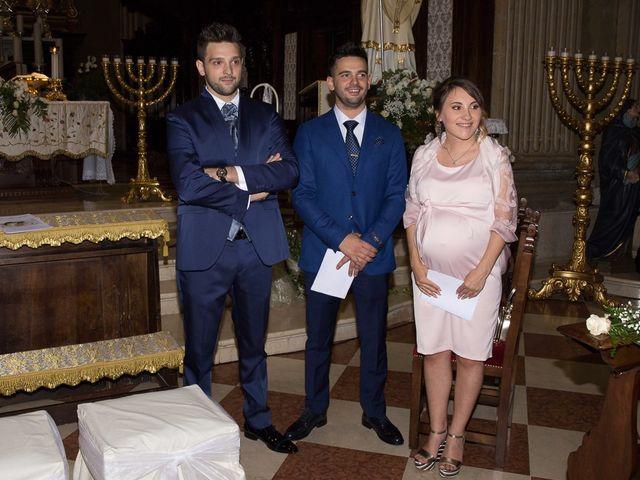 Il matrimonio di Fabio e Mariastella a Lumezzane, Brescia 57