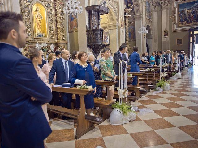 Il matrimonio di Fabio e Mariastella a Lumezzane, Brescia 58