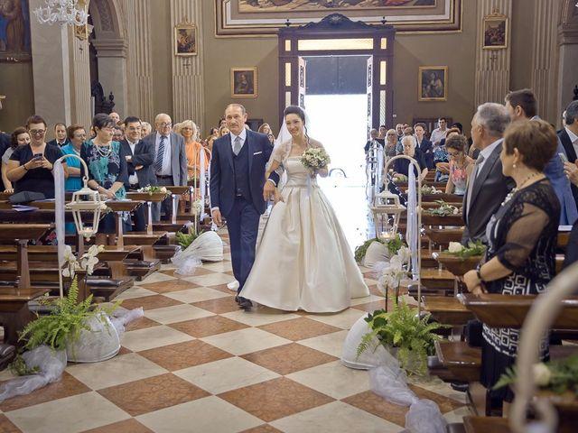 Il matrimonio di Fabio e Mariastella a Lumezzane, Brescia 59