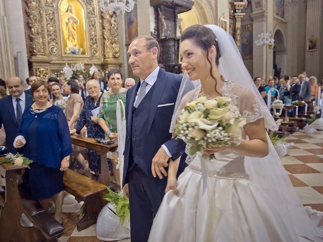 Il matrimonio di Fabio e Mariastella a Lumezzane, Brescia 60
