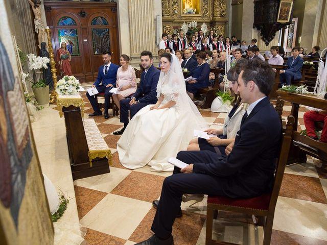 Il matrimonio di Fabio e Mariastella a Lumezzane, Brescia 63